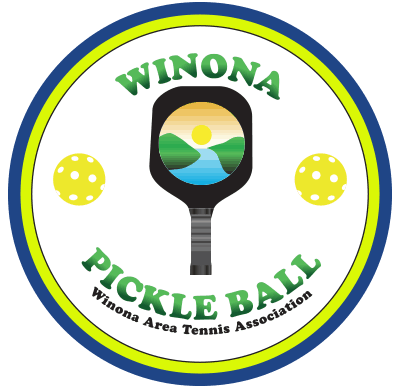 Winona Pickle Ball Logo